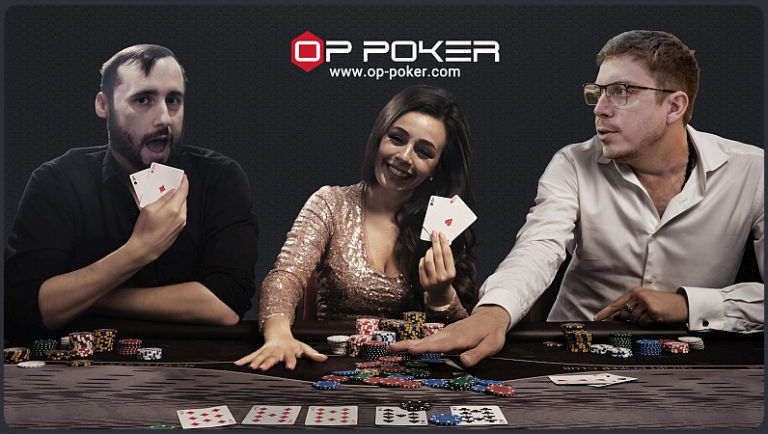 'There is no poker game that we wouldn't want to try out and learn from…' – INTERVIEW WITH OP-POKER